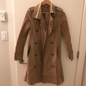 Diane von Furstenberg Trench Coat Jacket